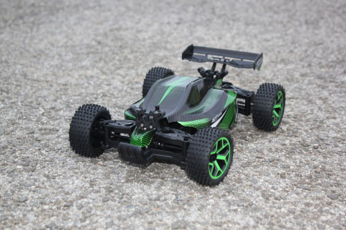 RC Bugina Action  1:18