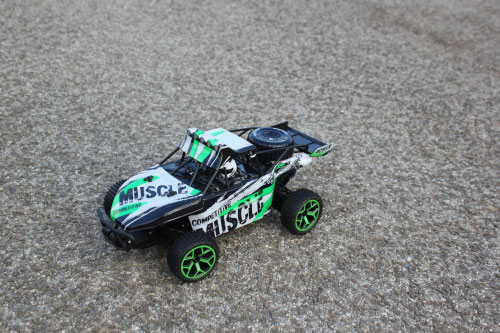 RC OFF ROAD X  1:18