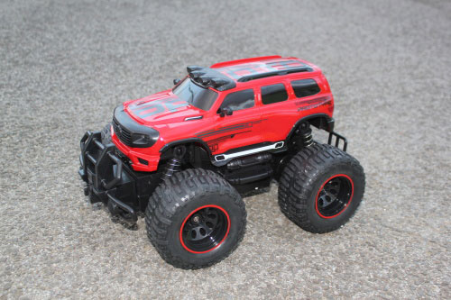 RC Monster Big 1:10